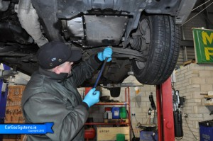 Car Gas Systems - Maintenance 3