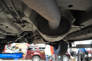 Car Gas Systems - Exhaust 1